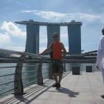 Singapur – sześćdziesiąty piąty dzień wyprawy