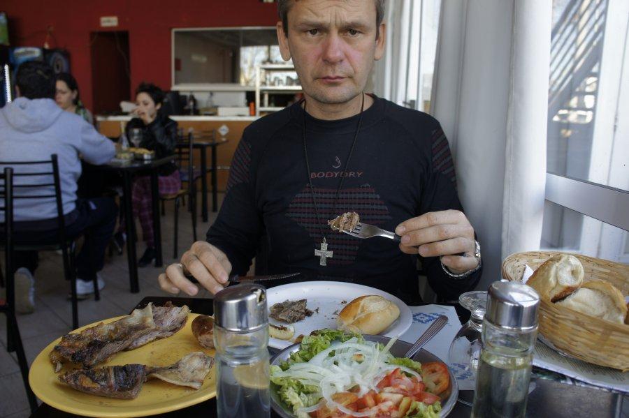 ostatnie asado w Argentynie...