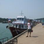 Tajlandia – pięćdziesiąty szósty dzień wyprawy