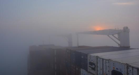 angielska mgła...
