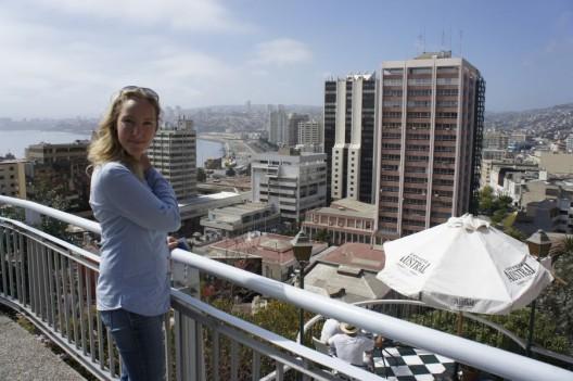 Valparaiso - piękne widoki