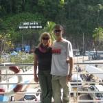 Tajlandia – pięćdziesiąty piąty  dzień wyprawy
