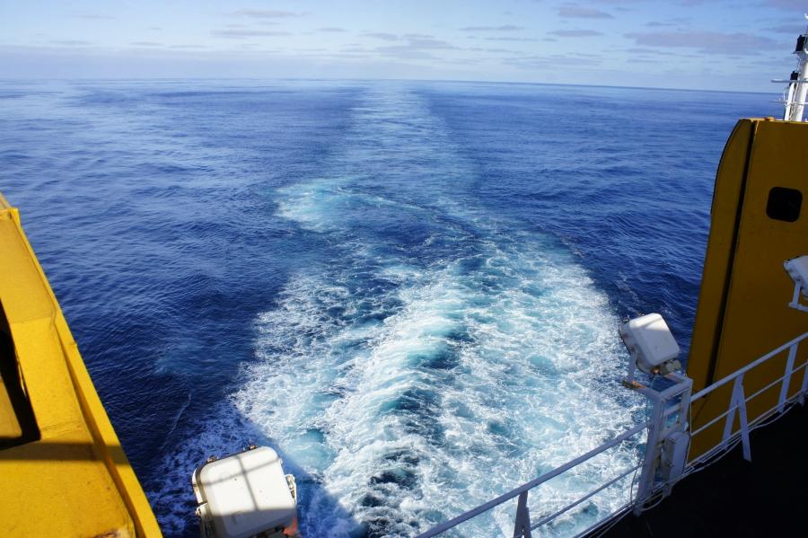 Morze po horyzont.