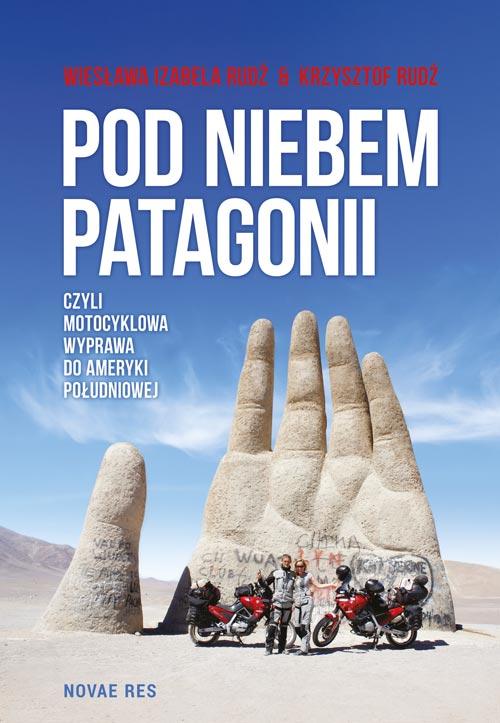 Książka, Pod niebem Patagonii