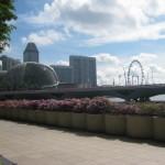 Singapur – pierwszy dzień wyprawy
