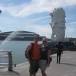 Singapur – sześćdziesiąty czwarty dzień wyprawy