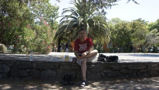 Plac w Colonia del Sacramento