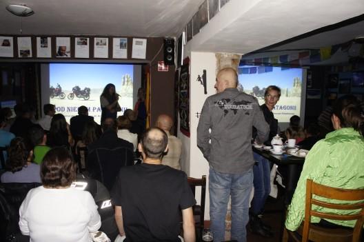 Katowice – klub podróżników Namaste