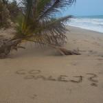 Kolumbia – Dzień 556