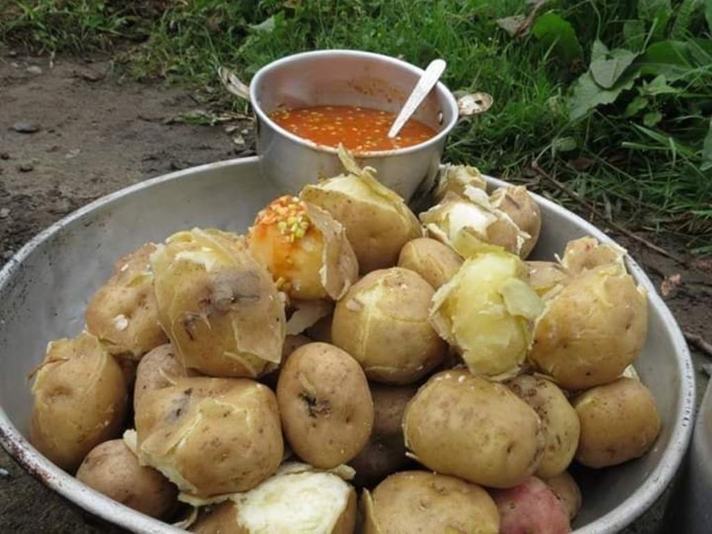 Ziemniaki gotowane