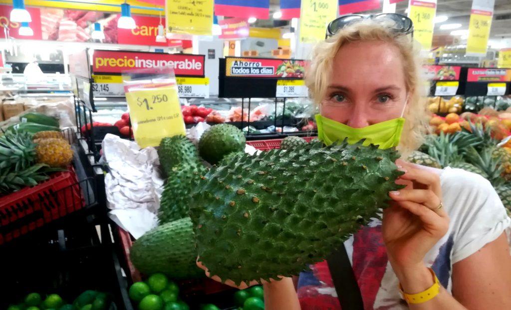 Owoc tropikalny