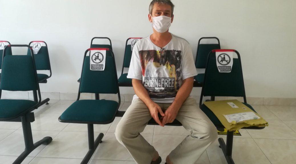 Poczekalnia w szpitalu